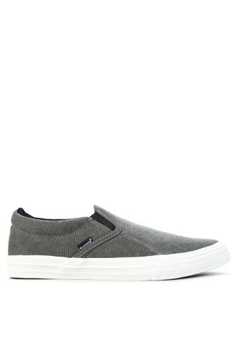 SONNIX grey Ackbar Q217 Sneaker Shoes SO490SH02WBDPH_1