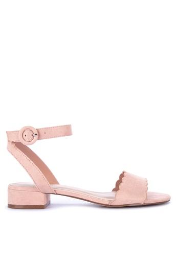 ALDO pink Mirendawen Sandals 2CE28SH7204EE7GS_1