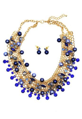 Istana Accessories Juliana Fashion Necklace