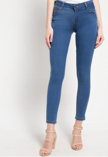 CARVIL blue Jeans Ladies Skinny Tifani CA566AA25CJMID_1