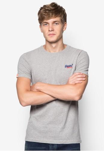 經典品牌標誌純棉TEEesprit 工作, 服飾, 素色T恤