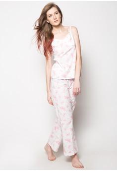 Kahlia Pajama Set