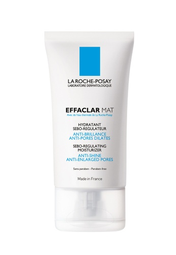 La Roche Posay white Effaclar Mat Sebo-regulating Moisturiser AE30BBEB9A8F2AGS_1