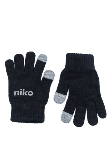 niko and ... grey Iconic Gloves B4A1CAC651E961GS_1