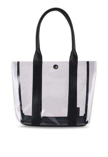 Milliot & Co. black Serena Totes Bag 9DEFCAC4AB78ECGS_1