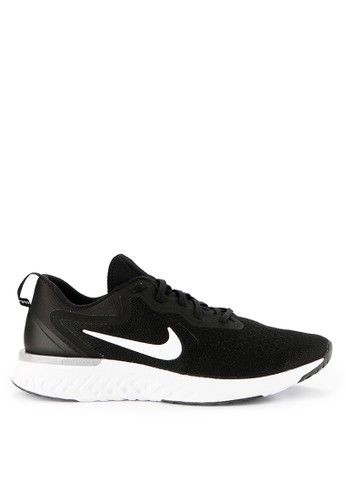 Nike black Men's Nike Odyssey React Running Shoes 8B924SH743800AGS_1
