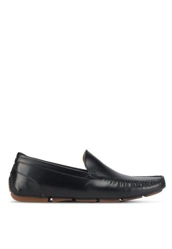 ALDO black ALDO Giangrande Slip On Shoes AF81FSHC77916DGS_1