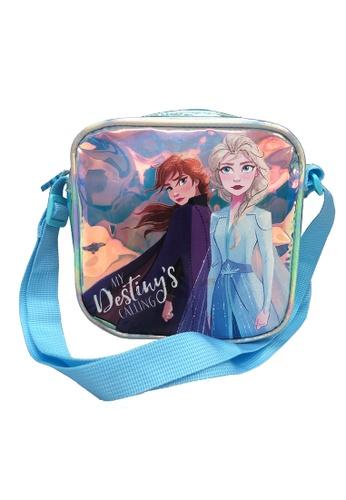 Disney Frozen DISNEY FROZEN 2 SQUARE CROSSBODY BAG D781CKC17E6849GS_1