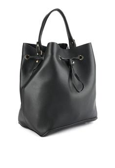 0c17b0fae782 ZALORA Large Drawstring Bucket Bag RM 93.40. Sizes One Size