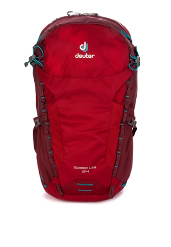 Deuter red Speed Lite 24 Day Hike Backpack 2018 4ABF7AC0424D39GS_1