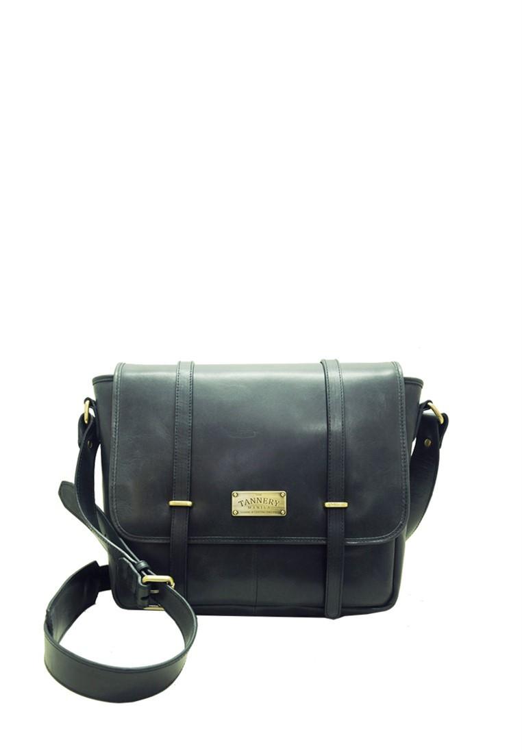 Dimmy, Genuine Leather Vegetable Messenger Bag
