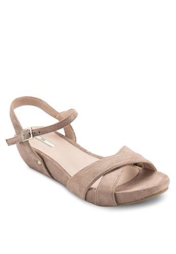 esprit 手錶楔型跟休閒涼鞋, 女鞋, 楔形涼鞋