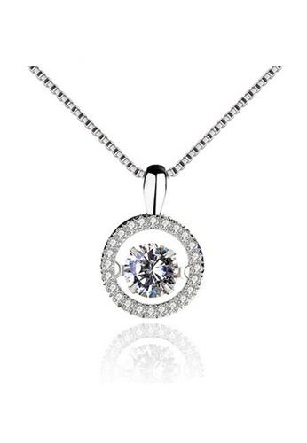 LYCKA silver LPP88050 S925 Silver Necklace 897A7ACED15041GS_1