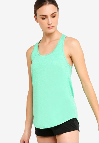 Cotton On Body green Training Tank Top 0D132AA072A661GS_1