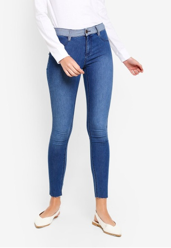 1fef6926982f1f Shop Cotton On Mid Rise Jeggings Online on ZALORA Philippines