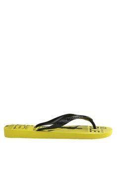 65e8f7c77c8ada Havaianas yellow Top Athletic Flip Flops 12E5ASHDE9B675GS 1