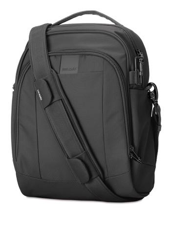 Pacsafe black Metrosafe LS250 Anti-theft Shoulder Bag 5B693ACEF8C04AGS_1