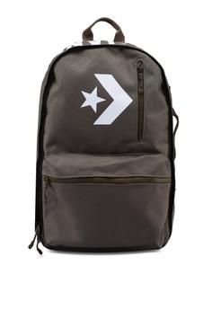 Converse green Converse All Star Street 22L Backpack 8163EAC6FFD00DGS 1 3d823d57c17b5