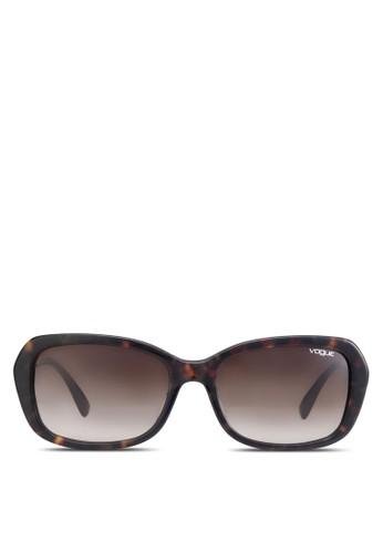 zalora 心得經典太陽眼鏡, 飾品配件, 長框