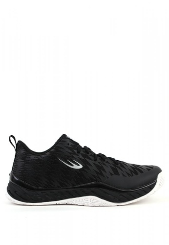 World Balance black High Voltage Sneakers 5F7E2SH57BFD6EGS_1