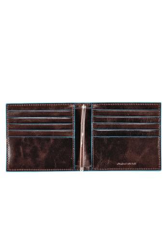 Piquadro red Men's Wallet With Money Clip PI261AC25WJIPH_1