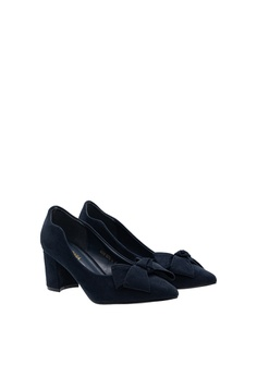 266fadffc4 50% OFF SEMBONIA Synthetic Leather Court Shoe (Dark Blue) RM 179.00 NOW RM  89.50 Available in several sizes