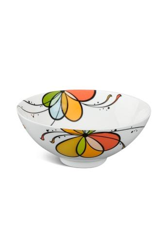 Minh Long I Balloon: Porcelain Soup Bowl (20cm) FE3CAHL88E8258GS_1