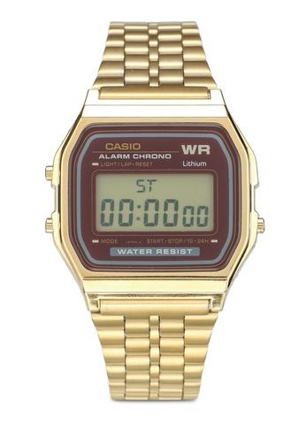 Casio gold Casio Watch A159WGEA-5DF E3C3AAC8058CECGS_1