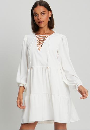 BWLDR white Faithful Dress 80009AAD90B999GS_1