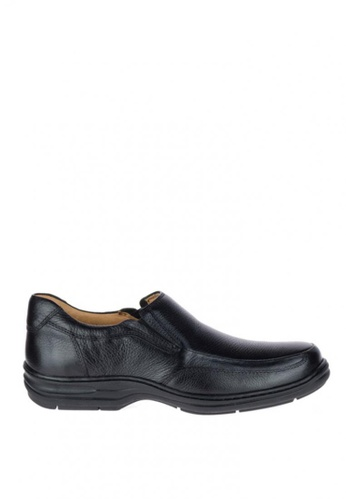 Hush Puppies black Bullmatian Slipon Dress Casual 8DAFDSH815A5B2GS_1