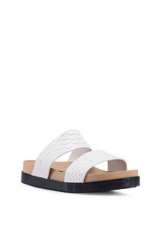 08f46e7a929a 40% OFF Melissa Melissa Cosmic Python Baja East Sandals HK  779.00 NOW HK   464.90 Sizes 5 6 7 8