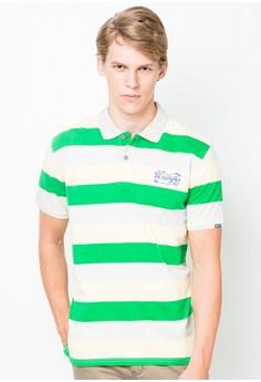 Gray Melange Polo Shirt