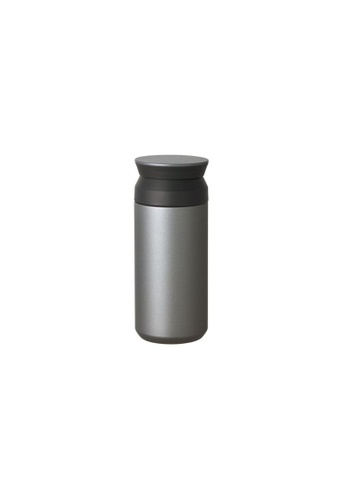 KINTO silver Kinto Insulated Travel Tumbler Water Bottle 350ML Silver 44891AC28ED404GS_1