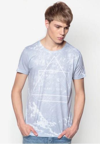 Bamboo 短袖設計TEE, 服飾, esprit tst印圖T恤