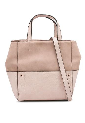 Dorothy Perkins pink Blush Casual Mini Tote Bag B8DD5AC3D221FDGS_1