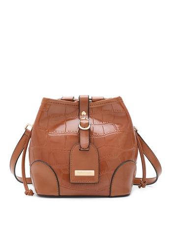 Volkswagen brown Women's Sling Bag / Shoulder Bag / Crossbody Bag 4967CACCAA1BEDGS_1