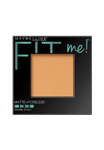 Maybelline Maybelline Fit Me Matte + Poreless Pressed Powder (310 Sun Beige) MA671BE0RW76MY_1