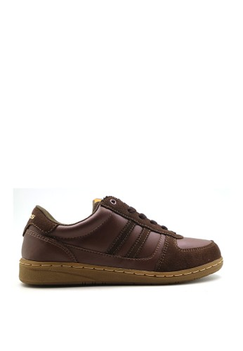 FANS brown Fans Casual Shoes Hilton BR 5527DSH0BE9CC8GS_1