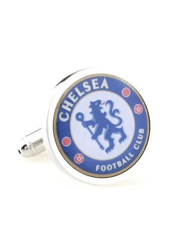 The Little Link Cufflinks blue Chelsea cufflinks TH089AC0G1JTSG_1