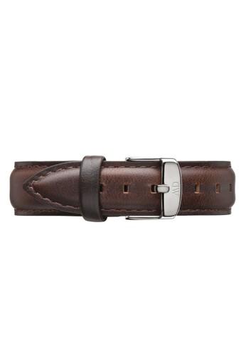 Classic Bristol-Strap Silver 18esprit 高雄mm, 錶類, 皮革錶帶