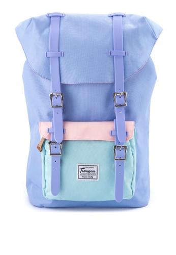 Transgear blue Backpack 337-TGBP TR281AC0IQOWPH_1