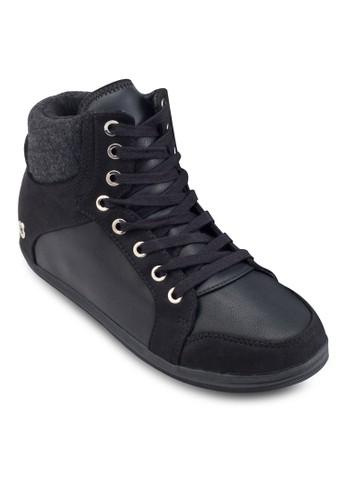 Wewien 拼色高筒運動鞋、 女鞋、 鞋CallItSpringWewien拼色高筒運動鞋最新折價