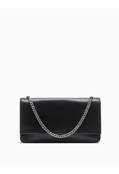 0979e02de9d7 Calvin Klein black Folded Shoulder Bag 60FC3ACDE12CD5GS 1