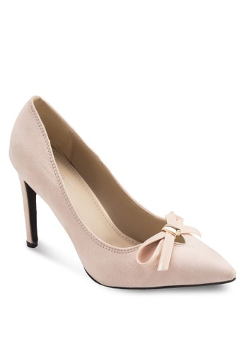 Gemma 蝴蝶結尖頭高跟esprit地址鞋, 女鞋, 鞋