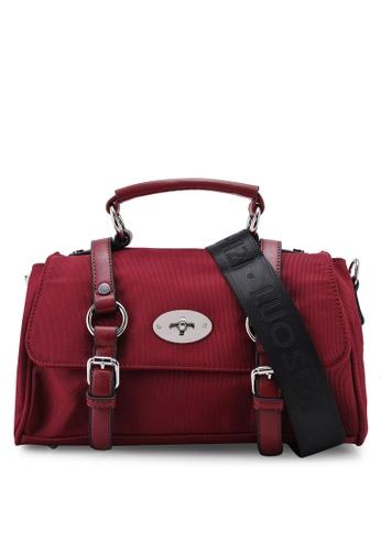 3303721ffdaa Oxford Nylon Convertible Satchel Bag