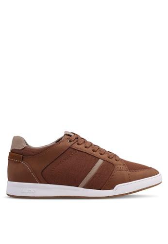 ALDO brown Thoavia Sneakers 63CA9SH33BCFF2GS_1
