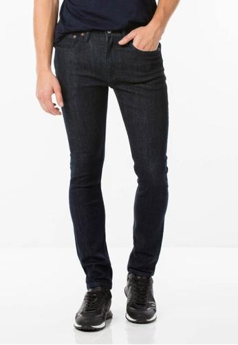Levi's blue 519™ Extreme Skinny Jeans LE843AA70JKZSG_1