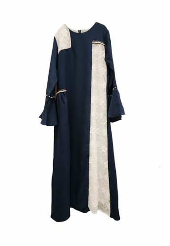 Princessa Flami navy Muslim Anak Navy 38326KA392DFFEGS_1