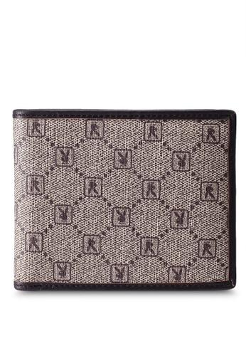 Playboy brown Rfid Blocking Bi-Fold Wallet EFB14ACCC0A18CGS_1