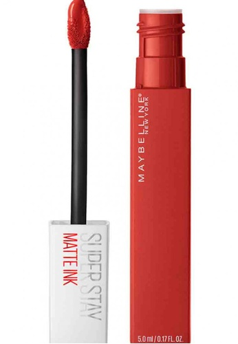 Maybelline red Maybelline Superstay Matte Ink Lipstick DANCER 118 8E6A4BEBFFAEB5GS_1